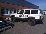 Jeep Cherokee Pioneer