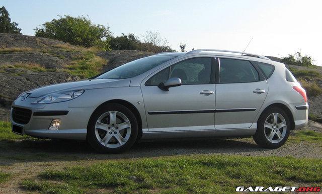 Peugeot 407 sw st 3 0 ti v6 2005 garaget for Garage peugeot saint just