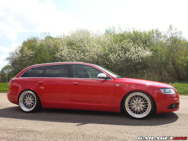 How Does Upgrading To 20 Inch Wheels Affect The Ride On The A6