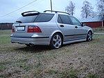 Saab 9-5 2,3T Kombi