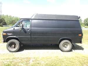 Chevrolet G20 Van