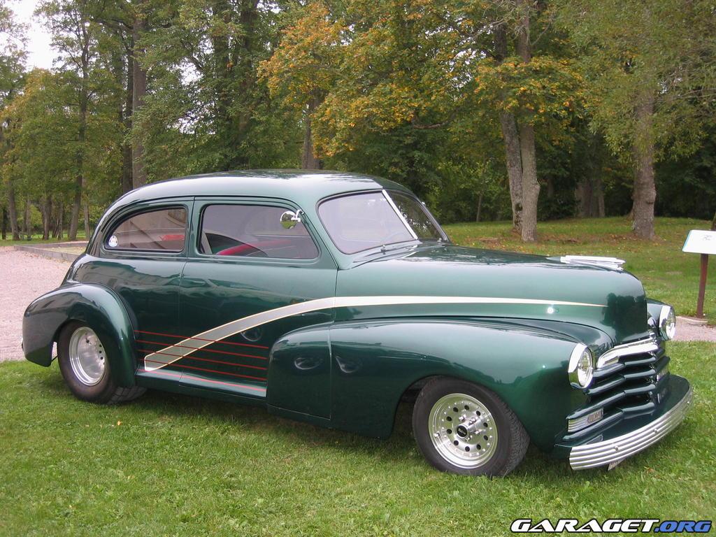 Chevrolet Stylemaster (1947) 4.21/5 (115 röster)