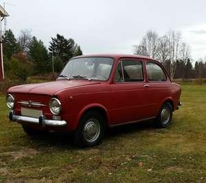 Fiat 850 S (Berlina)