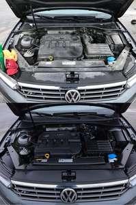 Volkswagen Passat R-Line.