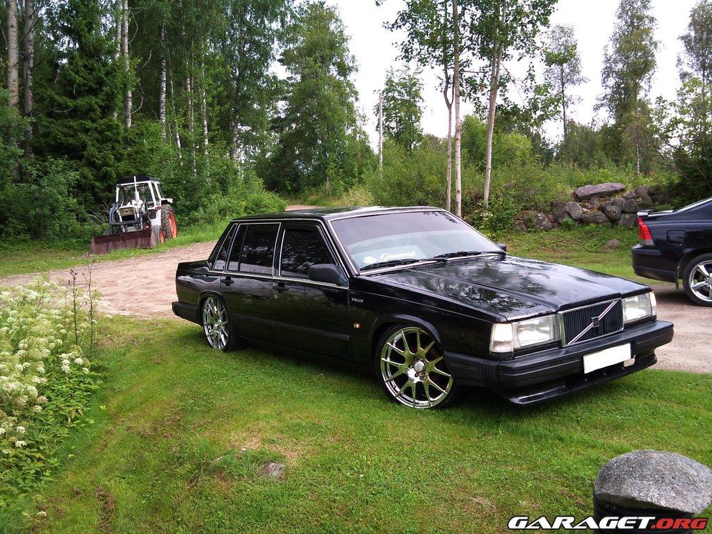 Volvo 740 (1987) | Garaget