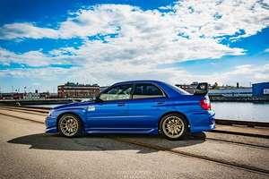 Subaru Impreza Wrx Sti (PSE)