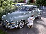 Chrysler Traveler four-door sedan