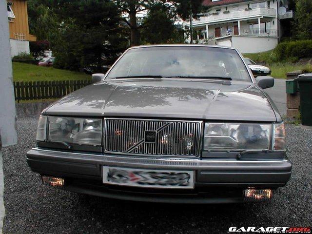 Byta Front P 229 Volvo 740 88 Till 940 740 90 Front Garaget