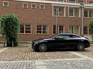 Mercedes C 300 Coupe