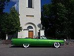Cadillac de ville convertible 66