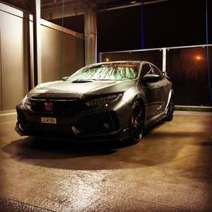 Honda Civic Type-R GT FK8