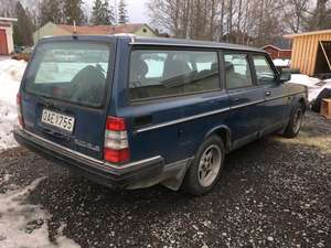 Volvo 245 GL/E Turbo