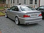 BMW 325 Coupé