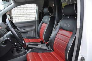 Volkswagen Caddy 2,0 TDI Carrera Cup