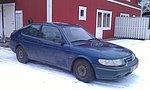 Saab 900 2.0T Cupé