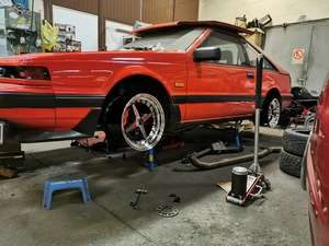 Nissan 200sx S12 Silvia