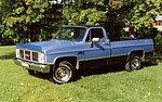 GMC Sierra Classic