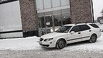 Saab 9-5 2,3T Vector SportCombi