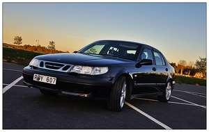 Saab 9-5 2,0T SE SportSedan