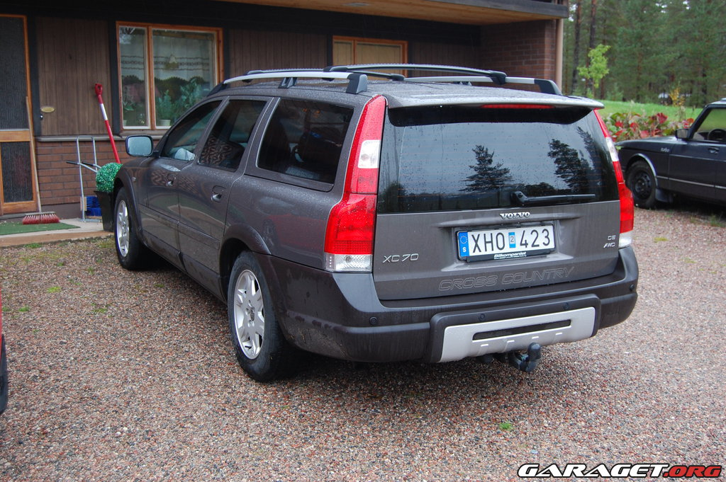 volvo xc70 cross country 2006 garaget. Black Bedroom Furniture Sets. Home Design Ideas