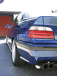 BMW M3 e36 Snik-Clubsport