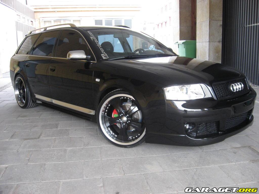 Audi a6 avant 1 8t 2002 garaget for Garage audi 92 nanterre
