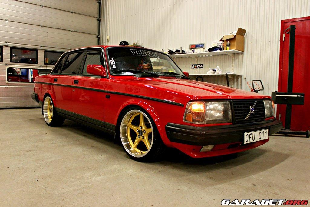 Volvo 240 Gl 1989 Garaget