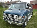 Chevrolet G20 LS3