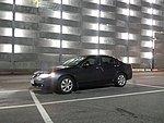 Honda accord 2.4 cl9 executive i-vtec