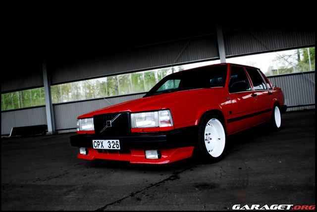 Volvo 740 GL (1988) | Garaget