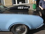 Oldsmobile Hurst S/C