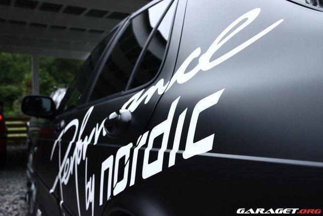 Saab 9-5R Nordic Performance Monster now on Sale