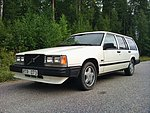 Volvo 745 TURBO