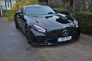 Mercedes AMG GTR Coupe