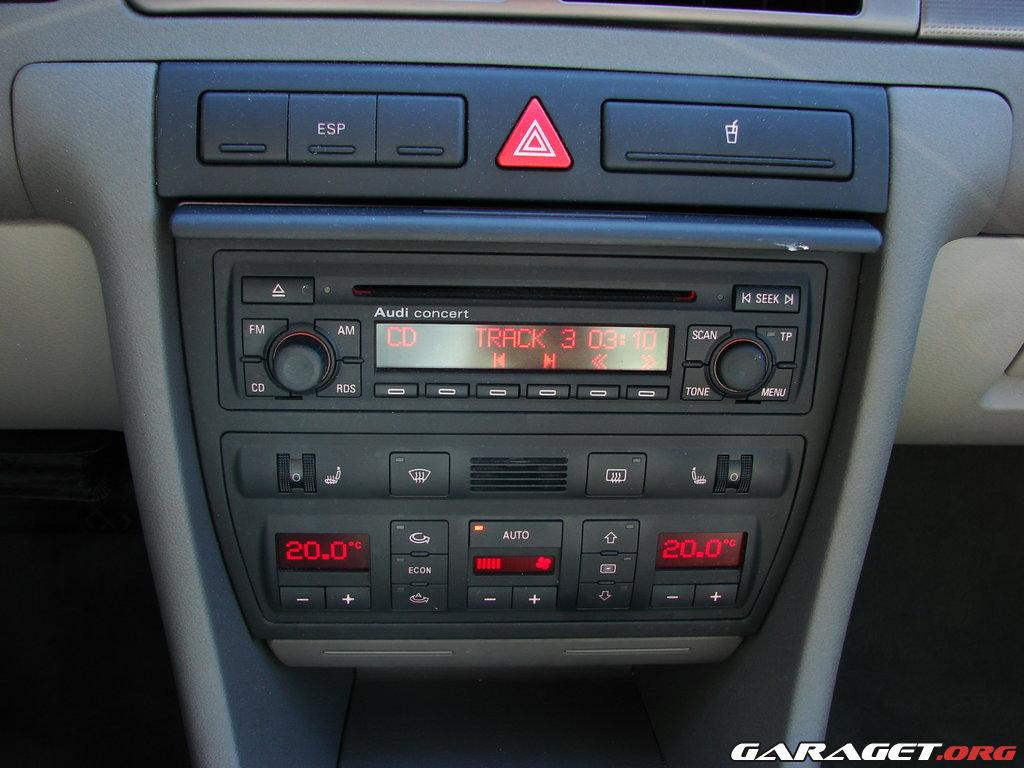 Audi A6 1 8t Quattro 2004 Garaget