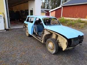 Saab V4 polisbil