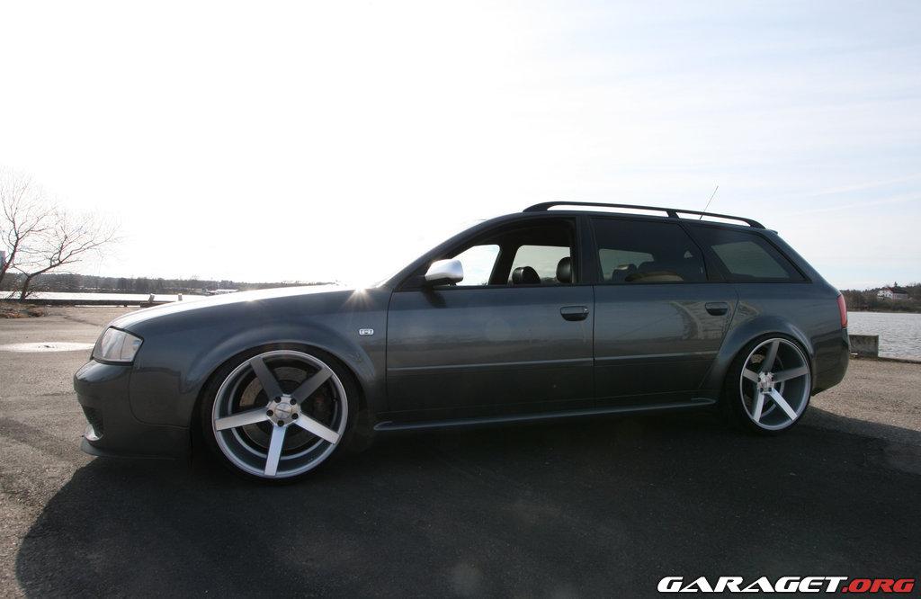 Audi Rs6 2003 Garaget