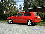 Volkswagen golf (gylfen) III 1,8