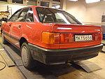 Audi 80 quattro