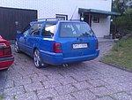Volkswagen Vento VR6 Variant Syncro