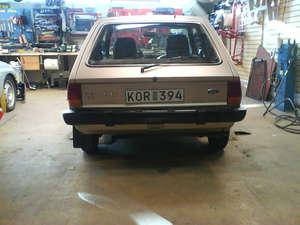 Ford Fiesta 1,1 VIP