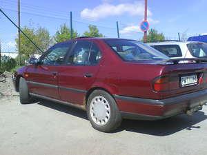 Nissan Primera 2,0 SLX P10