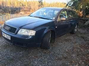 Audi A6 Avant 1.8T quattro
