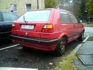 Volkswagen Golf CL 1.8 I