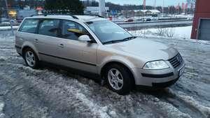Volkswagen Passat Variant 1.8T