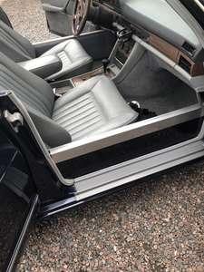 Mercedes W126 Cab