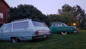 Plymouth Fury III Station wagon