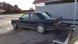 Mercedes 190 1,8