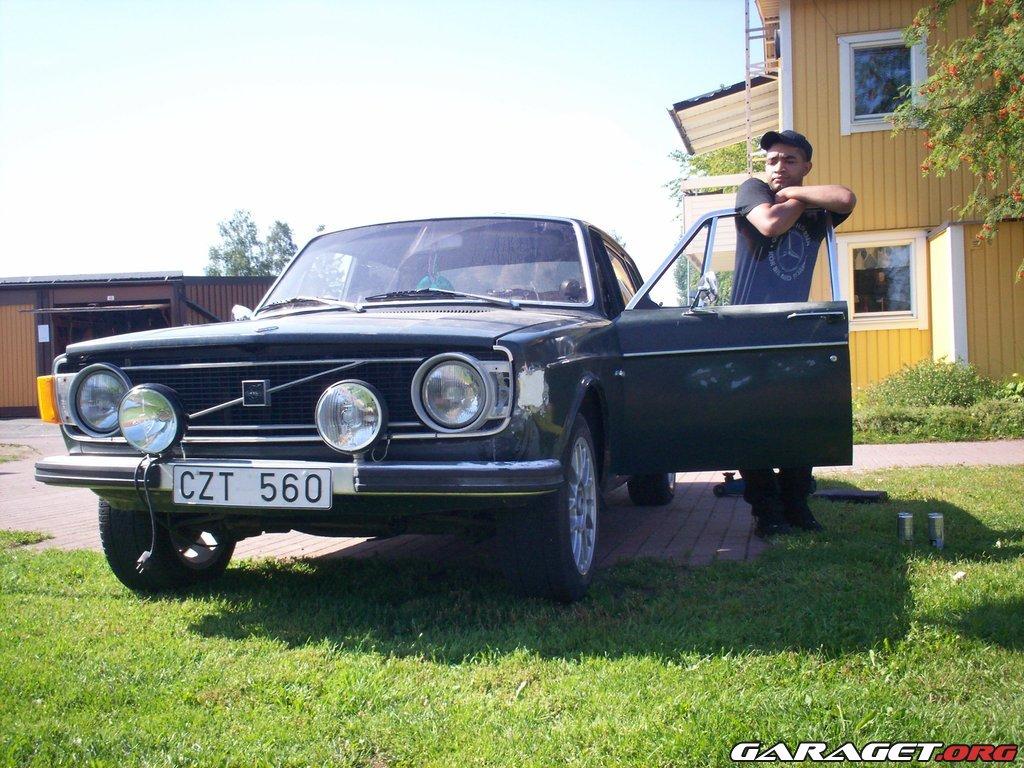 """Volvo 144 """"b20 insprut å turbo"""" (1970) 3.57/5 (6 röster)"""