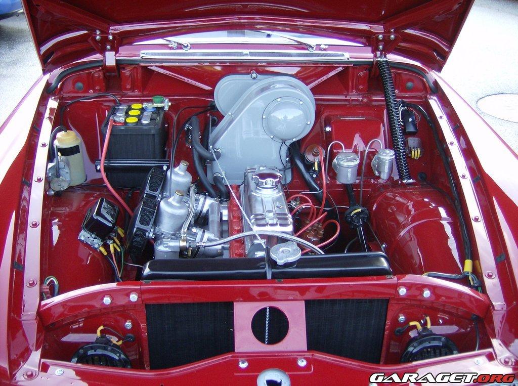 Volvo Amazon Sport 1958 Garaget